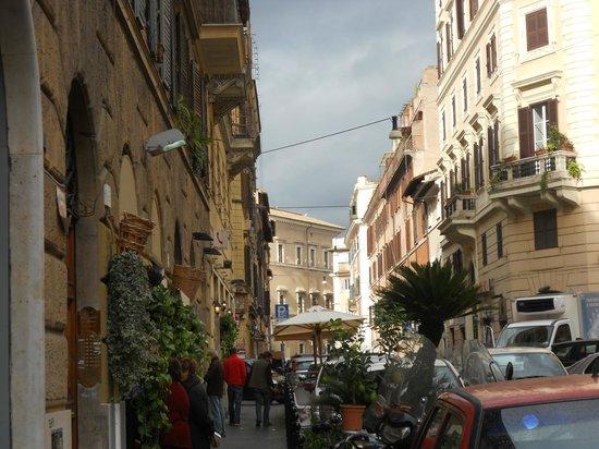 Hotel Trastevere: Trastevere