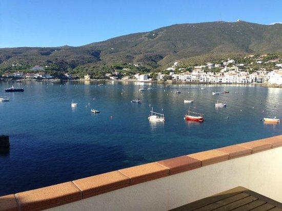 Hotel Playa Sol: Vistas desde la terraza de nuestra habitación