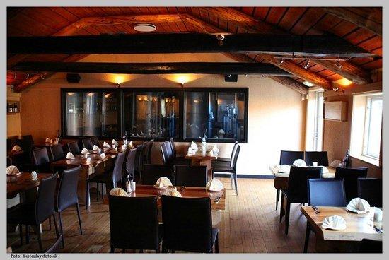 Svaneke Bryghus: Restaurant