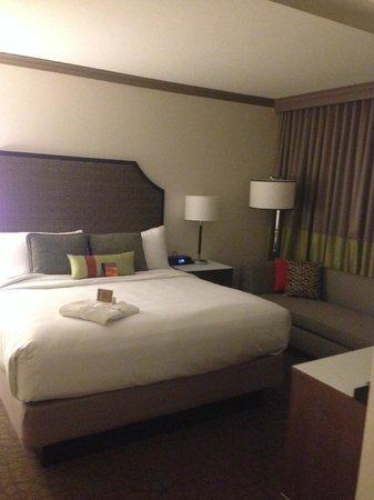 InterContinental Chicago: room