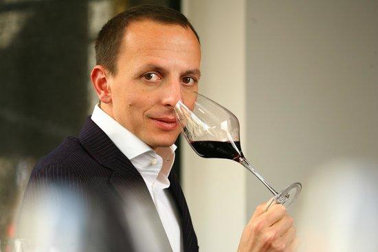 Il Vino: Enrico Bernardo - Meilleur Sommelier du Monde
