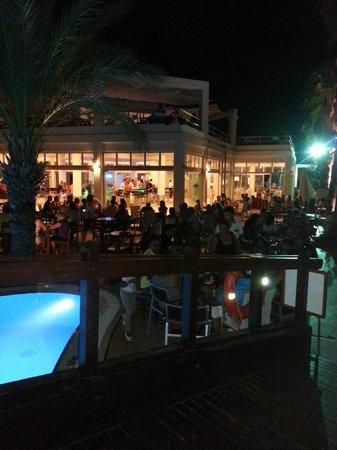 Club Kastalia: Bar