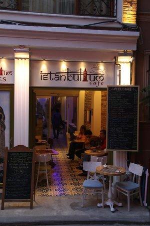 Istanbul'um Suites : Istanbulum Cafe&Istanbulum Suites