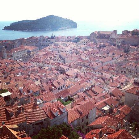 Rixos Hotel Libertas : Beautiful Dubrovnik