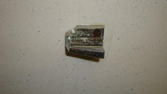 Inter Hôtel Le Bristol: sûrement un porte savon à l'origine?