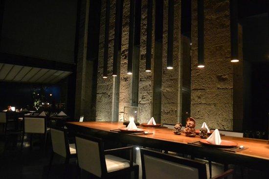 Soori Bali: Cotta restaurant