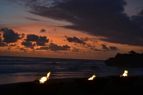 Soori Bali: a nightly occurence