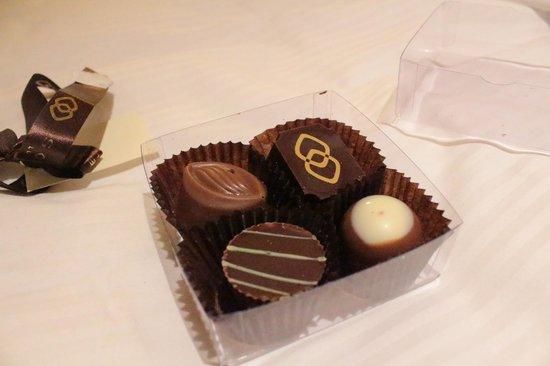 Sofitel Sydney Wentworth: Chocolate