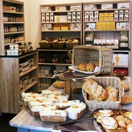 Kilkenny Design Centre Foodhall: the baker's table