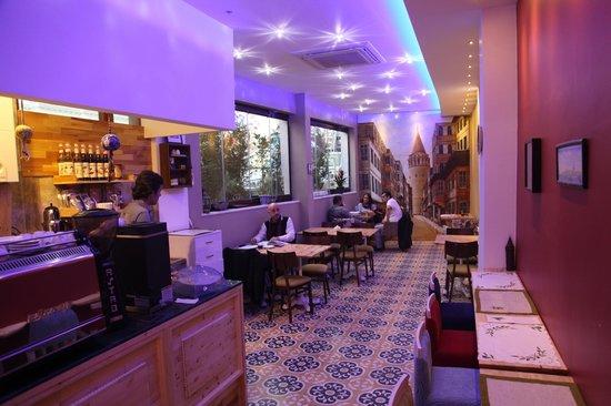 Istanbul'um Suites : Istanbulum Cafe