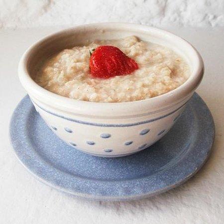 Kilkenny Design Centre Foodhall: porridge!