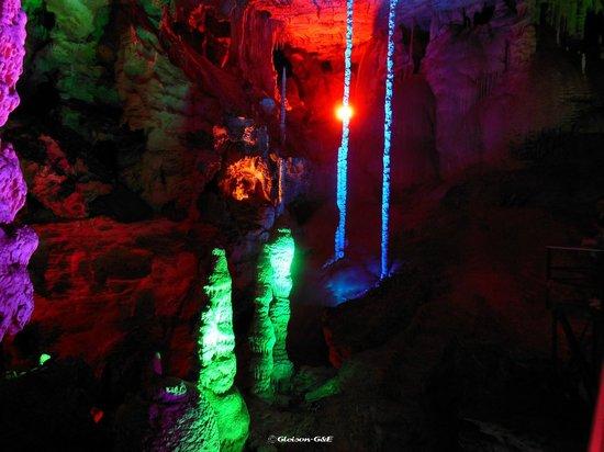 Rei Do Mato Cave: Gruta Rei do Mato - Sete Lagoas - MG