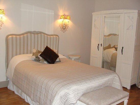 Montchateau: Nuestra habitación