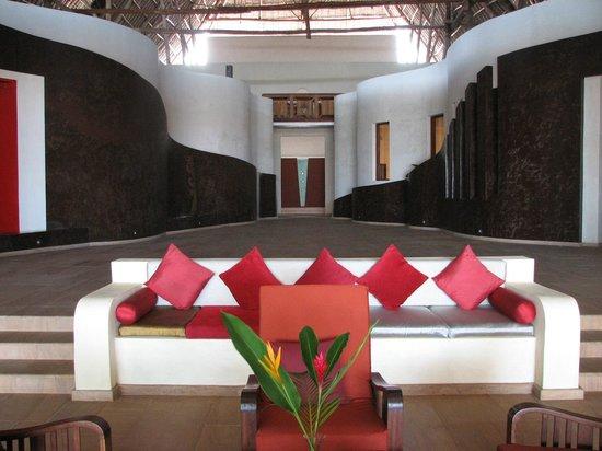 Essque Zalu Zanzibar: The majestic size of the public spaces