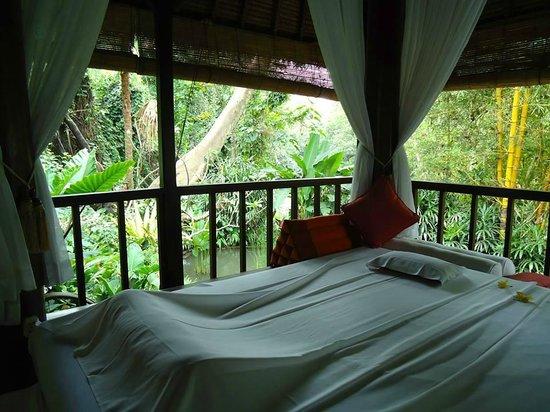 Villa Semana : Le spa - espace massage