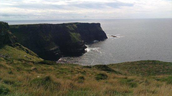 Liscannor, Ireland: Cliffs