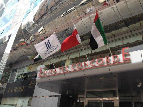 Emirates Concorde Hotel & Residence : Emirates Concorde