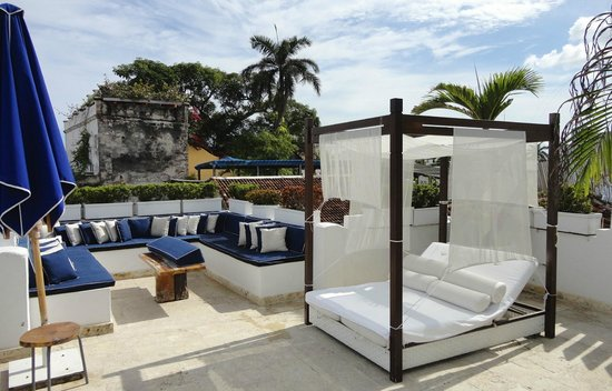 Bantu Hotel By Faranda Boutique: Roof terrace