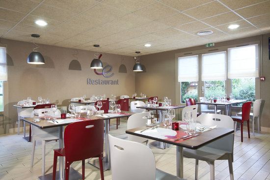 Campanile Macon Nord - Sennece: Le Restaurant
