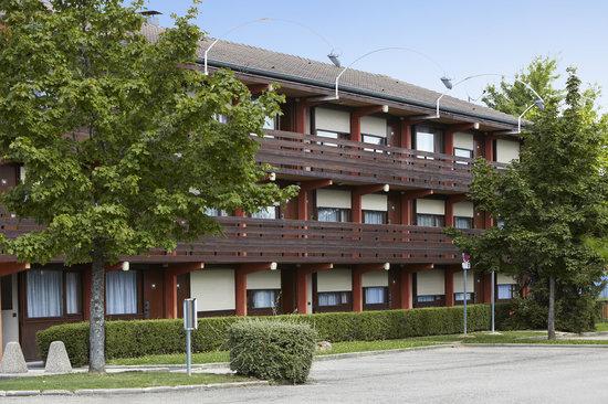 Campanile Macon Nord - Sennece: L'hotel