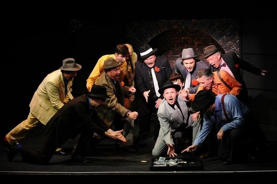 Coventry, UK: Guys and Dolls at The Criterion Theatre