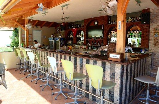 Belcehan Delux: Pool Bar