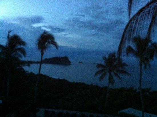Hotel Costa Verde: Madrugada vista del Parque