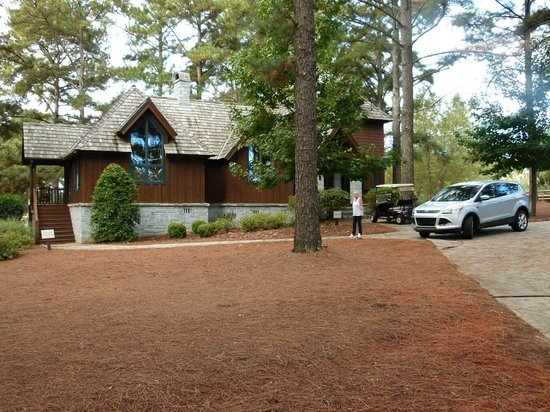 Cuscowilla on Lake Oconee : Eine Lodge