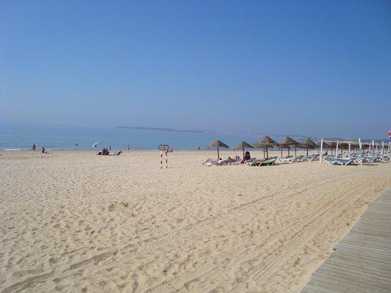 Pestana Alvor Park Hotel: Alvor beach