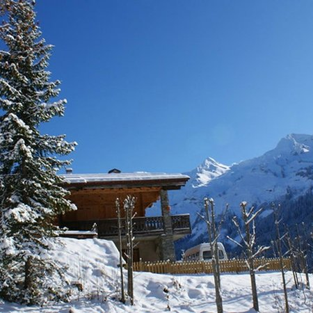 Chalet Fan La Bise: stunning views of the mountains