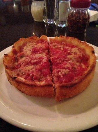Lou Malnati's Pizzeria : individual classic chicago style pizza