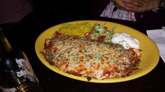 El Paso Grill: Quesadilla