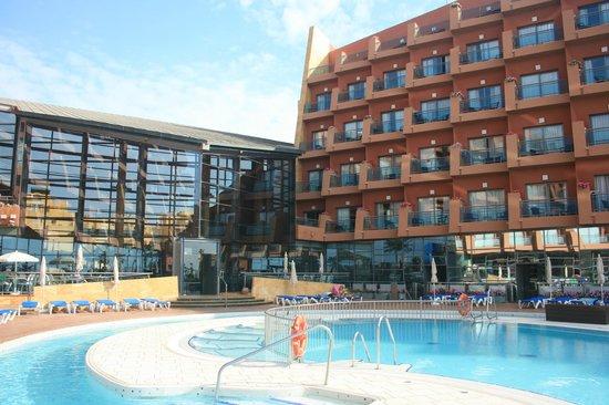 Protur Roquetas Hotel & Spa: Main Reception