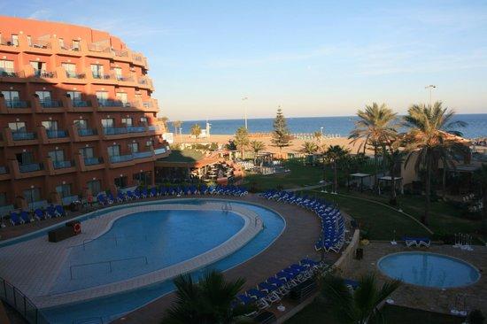 Protur Roquetas Hotel & Spa: Pool area