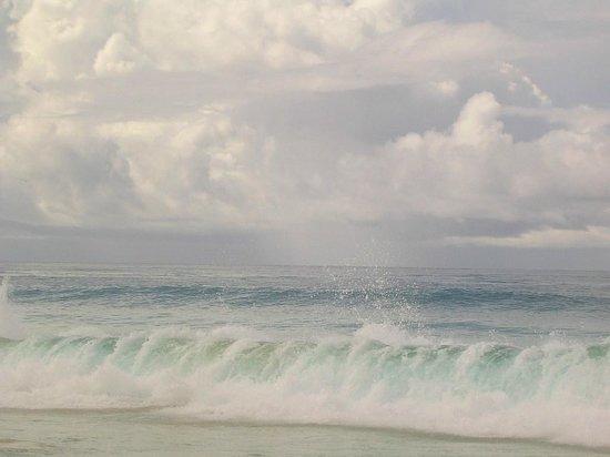 Hotel Riu Touareg: Wasser oben und unten