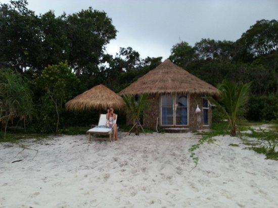The Beach Island Resort & Beach Club : das Wetter wurde später besser...