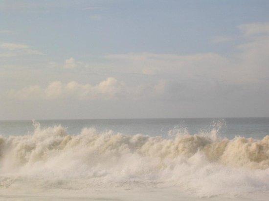 Hotel Riu Touareg: Atlantic waves