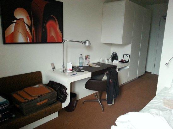 Falkensteiner Hotel Bratislava: Particolare della camera