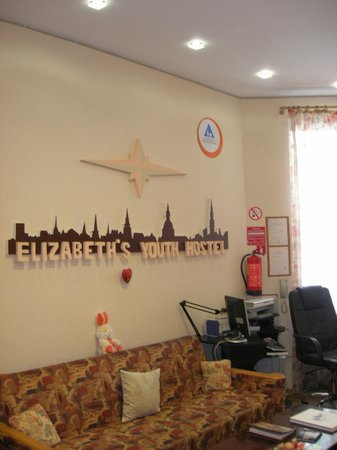 Elizabeth's Youth Hostel Riga