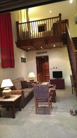 Elysium Hotel : Inside of our room