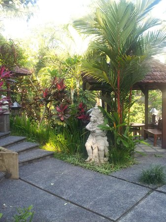 Bali Spirit Hotel and Spa : Grounds