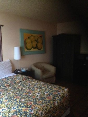 Lemon Tree Hotel and Suites: Room decor