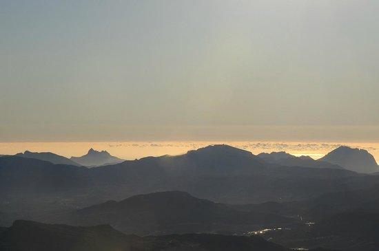 Totglobo : Amanecer desde el cielo