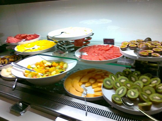 Kameha Grand: Завтрак