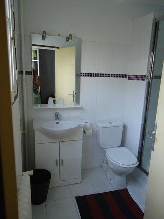 Residence De Bruxelles: Cuarto de baño