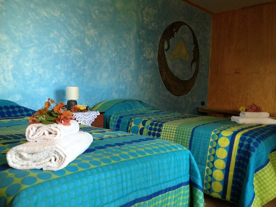 Hostal Marari: Twin Room