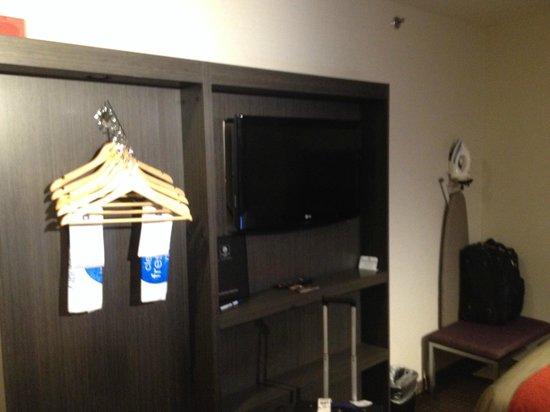 Comfort Inn Midtown West : Double Room