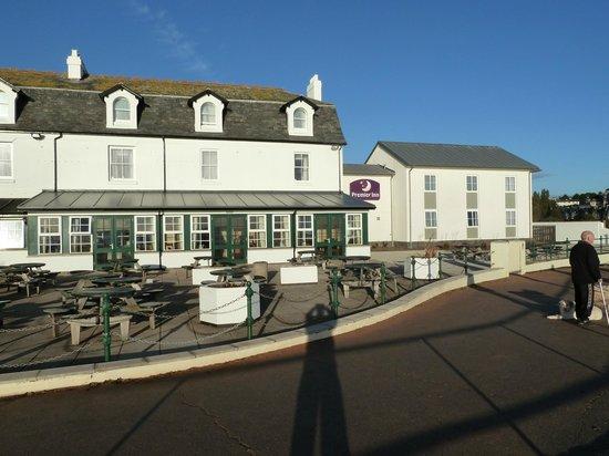 Premier Inn Paignton Seafront Goodrington Sands Hotel Conservatory