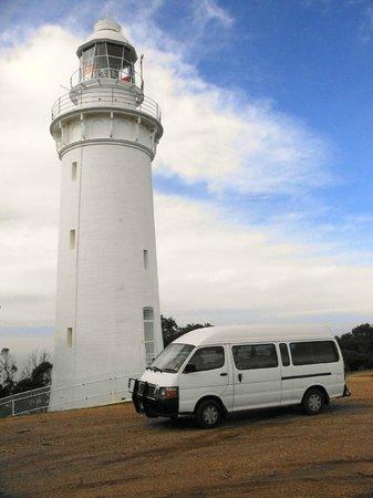 Sisters Beach, Australia: Table Cape Lighthouse