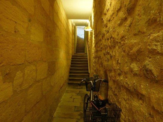 Ecolodge des Chartrons : Achtung viele Treppen